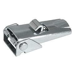 Adjustable Latches screw-on holes covered Style B